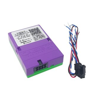 Lazer CANM8 Duo 10x Speed Pulse & High Beam Interface (12V-24V) - Triple-R Smartview - CANDUO-LZR - Wiring & Electronics - Verst
