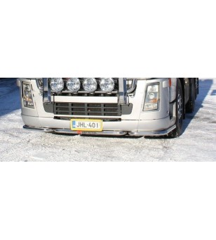 Volvo FH Bumper Bar 3 parts - 100817 - Bullbar / Lightbar / Bumperbar - Unspecified
