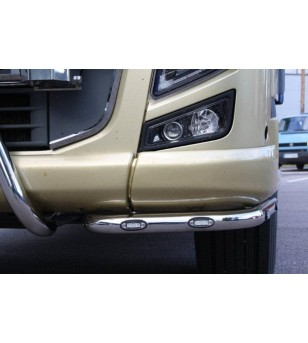 Volvo FM Corner bars set - 1080 - Bullbar / Lightbar / Bumperbar - Unspecified