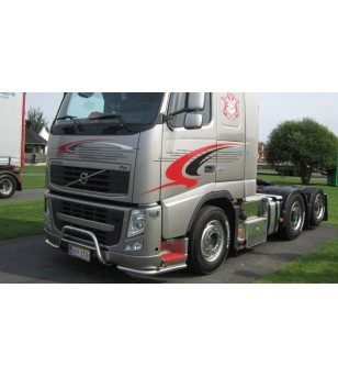 Volvo FM Small bar - 1007 - Bullbar / Lightbar / Bumperbar - Unspecified