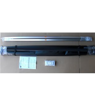 Hilux 15- Double Cab Soft Tonneau cover
