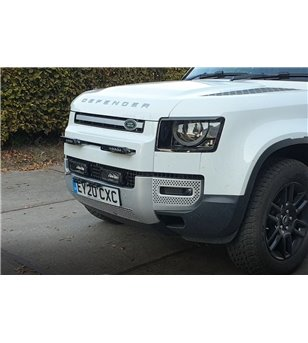 Defender 2020- Lazer LED Grille Kit