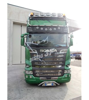 SCANIA R2R3 Serie Bumperbar Italia 60mm