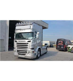 SCANIA R2R3 Serie Bumperbar 60mm