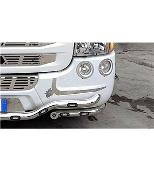 SCANIA R2R3 Serie Bumper Line kit Griffin - 3F2167 - Stainless / Chrome accessories - Verstralershop