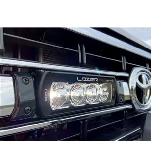 Toyota LC70 2007+ Lazer LED Grille Kit