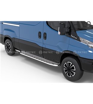 IVECO DAILY 19+ L3 SIDEBARS SIDE BOARD TOUR