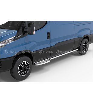 IVECO DAILY 19+ L2 SIDEBARS SIDE BOARD TOUR