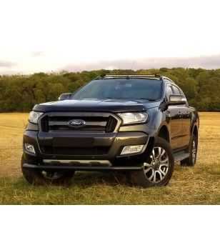 Ford Ranger 2019+ Lazer Roof Mounting Kit 57mm (with roof rails)