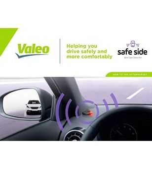 Valeo Blindspot Detection System