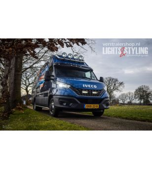 Iveco Daily 2019+ Lazer LED Grille Kit
