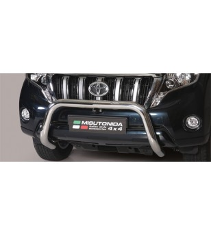 Land Cruiser 150 2014- Super Bar EU - Black - EC/SB/266/PL - Bullbar / Lightbar / Bumperbar - Verstralershop
