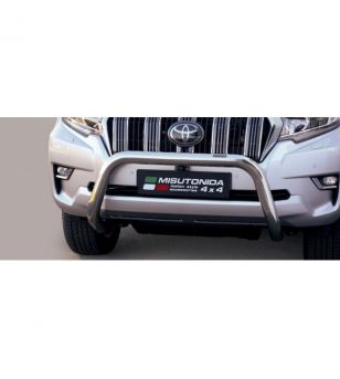 Land Cruiser 150 2018- Super Bar EU - Black - EC/SB/430/PL - Bullbar / Lightbar / Bumperbar - Verstralershop