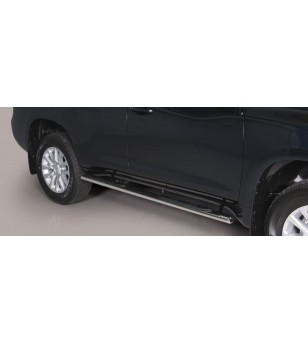 Land Cruiser 150 2014- Grand Pedana Oval - BLACK