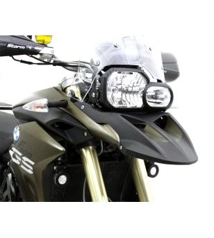 DENALI Light Mount Driving Light Mount BMW F800GS & F800GS ADV '13-'18 - LAH.07.10100 - Mounts - Verstralershop