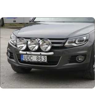 Tiguan 12- Q-Light/3 - Q900222 - Bullbar / Lightbar / Bumperbar - QPAX Q-Light - Verstralershop
