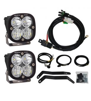Baja Designs BMW R1200GS 2004-2012, Squadron Kit, Sportsmen - 557033 - Lighting - Verstralershop