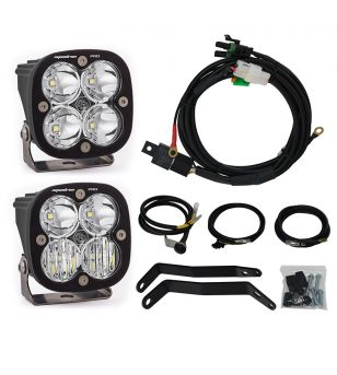 Baja Designs BMW R1200GS 2004-2012, Squadron Kit, Pro - 497033 - Lighting - Verstralershop