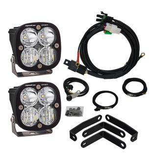 Baja Designs BMW R1200GS 2013-2017, Squadron Kit, Sportsmen - 557043 - Lighting - Verstralershop