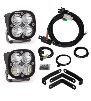 Baja Designs BMW R1200GS 2013-2017, Squadron Kit, Pro - 497043 - Lighting - Verstralershop