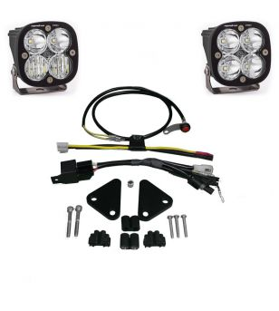 Baja Designs BMW F800GS 2008-2012, Squadron Kit, Pro - 497013 - Lighting - Verstralershop