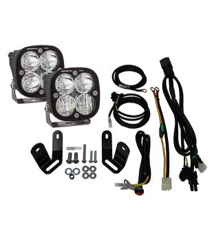 Baja Designs BMW F800GS 2013-2017, Squadron Kit, Pro - 496013 - Lighting - Verstralershop