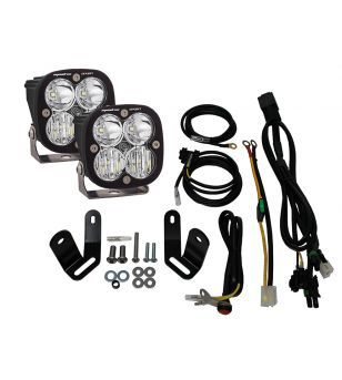 Baja Designs BMW F800GS 2013-2017, Squadron Kit, Sportsmen - 556013 - Lighting - Verstralershop