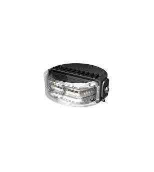 911 Signal CRESCENT Flasher 8 led multicolor R65