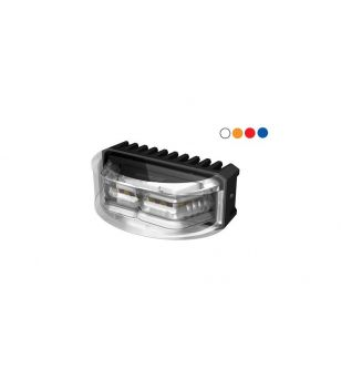 911 Signal CRESCENT Flasher 8 led multicolor R65 - 23602 - Lighting - Verstralershop