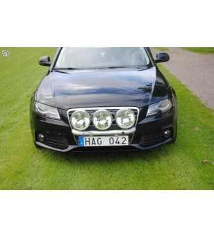 Audi A4 09- Q-Light/3 - Q900170 - Bullbar / Lightbar / Bumperbar - Verstralershop