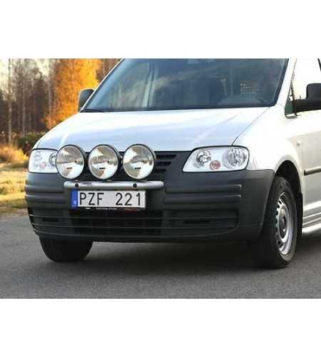 Volkswagen Caddy 04- Q-Light/3 - Q900125 - Bullbar / Lightbar / Bumperbar - QPAX Q-Light