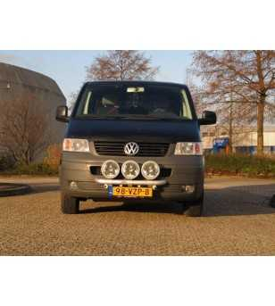 Transporter T5 03- Q-Light - Q900131 - Bullbar / Lightbar / Bumperbar - QPAX Q-Light - Verstralershop