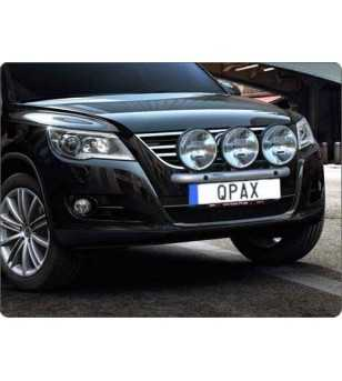 Tiguan 07- Q-Light/3 - Q900121 - Bullbar / Lightbar / Bumperbar - QPAX Q-Light