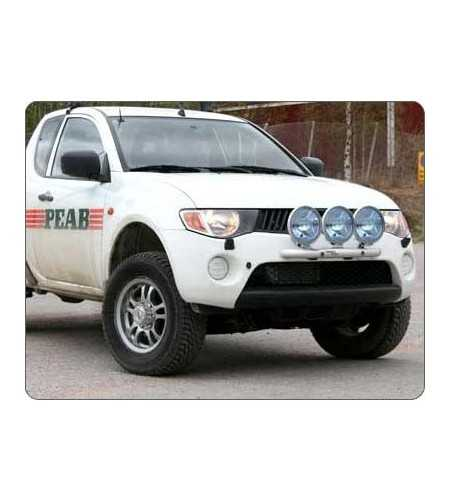 L200 06- Q-Light/3 - Q900036 - Bullbar / Lightbar / Bumperbar - QPAX Q-Light