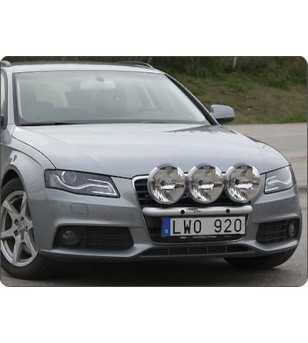 Audi A4 09- Q-Light/3 - Q900170 - Bullbar / Lightbar / Bumperbar - QPAX Q-Light - Verstralershop