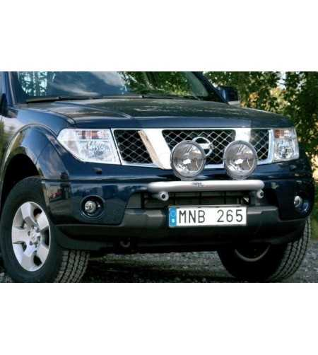 Pathfinder 06-09 Q-Light/2 - Q900142 - Bullbar / Lightbar / Bumperbar - QPAX Q-Light