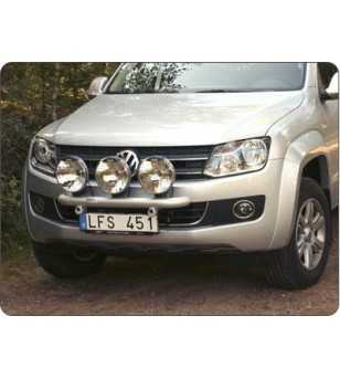 VW Amarok 11+ Q-Light/3 - Q900194 - Bullbar / Lightbar / Bumperbar - QPAX Q-Light