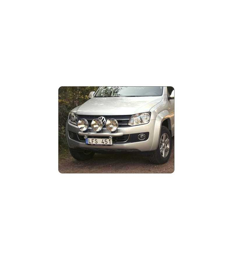 VW Amarok 11+ Q-Light/4 - Q900194-24 - Bullbar / Lightbar / Bumperbar - QPAX Q-Light - Verstralershop