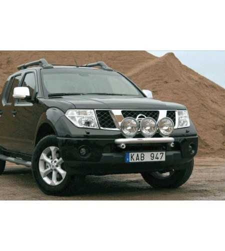 Navara 06-09 Q-Light/3 - Q900143 - Bullbar / Lightbar / Bumperbar - QPAX Q-Light