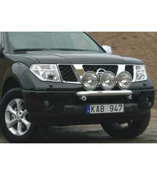 King Cab 05- Q-Light/3 - Q900143 - Bullbar / Lightbar / Bumperbar - QPAX Q-Light - Verstralershop