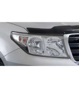 Landcruiser 200 08- Headlamp Protectors carbon look - 239230CF - Other accessories - Unspecified