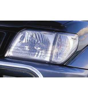 Landcruiser 100 05- Headlamp Protectors blank - 239220 - Other accessories - Unspecified