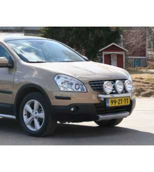 Qashqai 07-09 Q-Light/3 lightbar - Q900046 - Bullbar / Lightbar / Bumperbar - QPAX Q-Light - Verstralershop