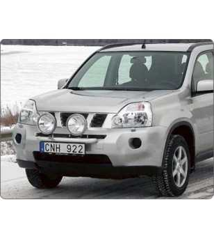 X-Trail 08- Q-Light/2 - Q900079 - Bullbar / Lightbar / Bumperbar - QPAX Q-Light - Verstralershop
