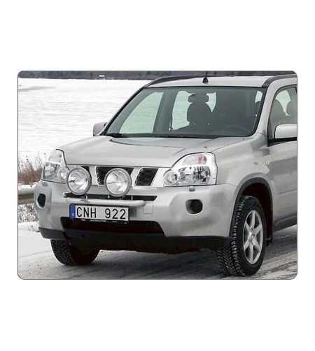 X-Trail 08- Q-Light/2 - Q900079 - Bullbar / Lightbar / Bumperbar - QPAX Q-Light