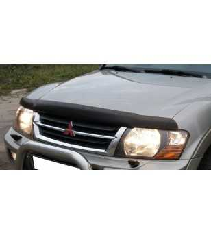 Pajero 00-06 Hood Guard - 26101L - Other accessories - EGR Stoneguards