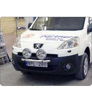Partner 08- Q-Light/2 - Q900052 - Bullbar / Lightbar / Bumperbar - QPAX Q-Light - Verstralershop