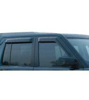 Discovery 05- Wind deflectors dark smoke  (set of 4) - 92446009B - Other accessories - Verstralershop