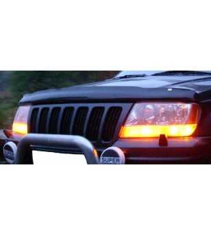 Grand Cherokee 93-98 Stone Guard - 5021 - Bullbar / Lightbar / Bumperbar - EGR Stoneguards