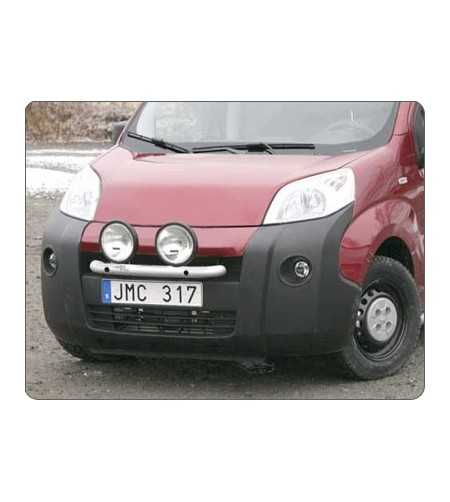 Fiorino 08- Q-Light/2 - Q900229 - Bullbar / Lightbar / Bumperbar - QPAX Q-Light